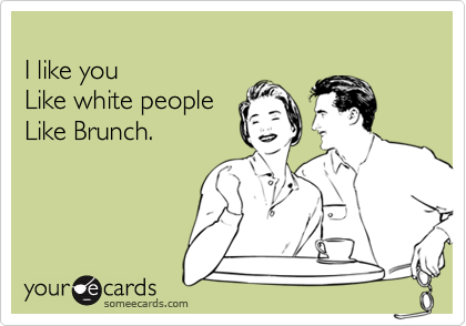 I like you