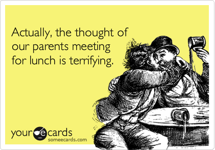 Actually, the thought of 
