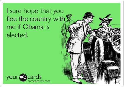 I sure hope that you