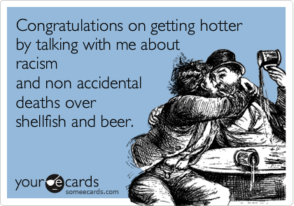 Congratulations on getting hotter  by talking with me about