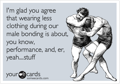 I'm glad you agree