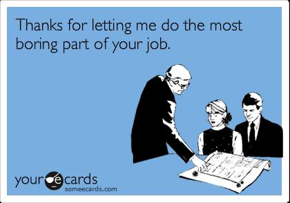 Image result for boring admin job
