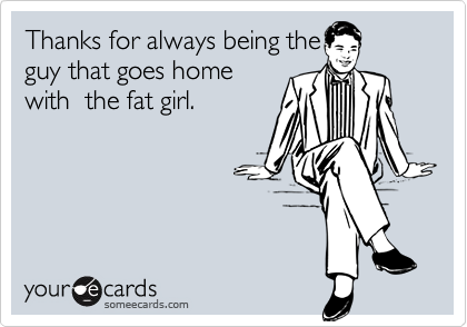 Thanks for always being the