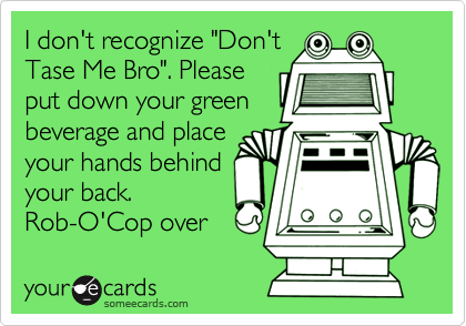 "I don't recognize ""Don't