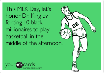 This MLK Day, let's