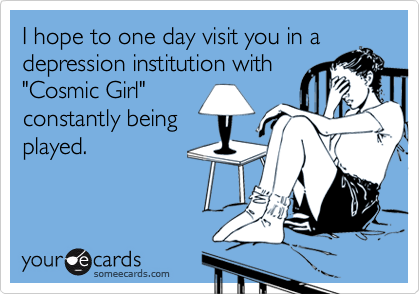 I hope to one day visit you in a