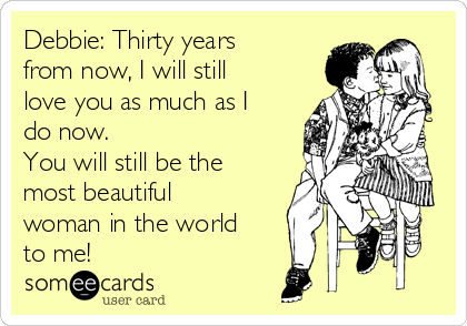thirty years from now