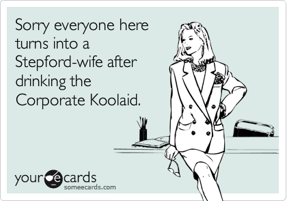 Sorry everyone here