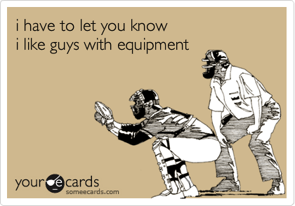 i have to let you know 