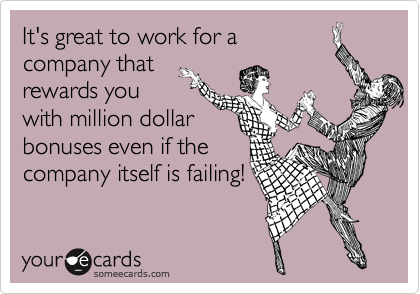 It's great to work for a