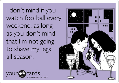 I don't mind if you