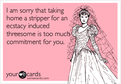 I am sorry that taking 