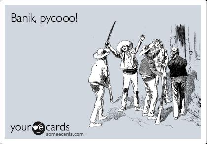 Banik, pycooo!