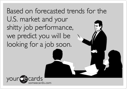Based on forecasted trends for the U.S. market and your