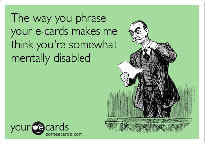 The way you phrase