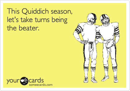 This Quiddich season,