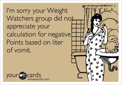 I'm sorry your Weight 