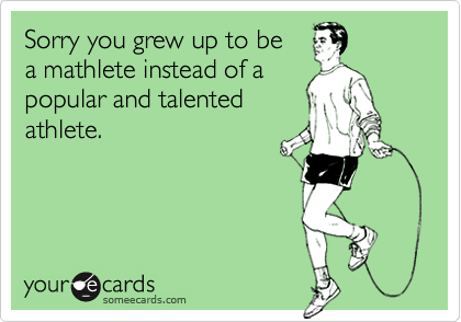 Sorry you grew up to be