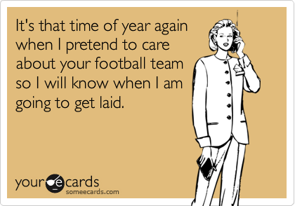 It's that time of year again