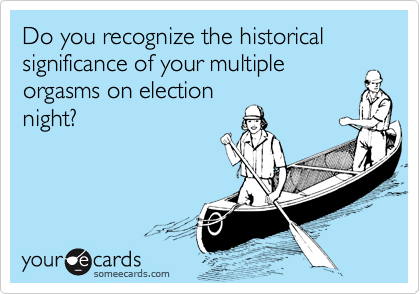 Do you recognize the historical significance of your multiple