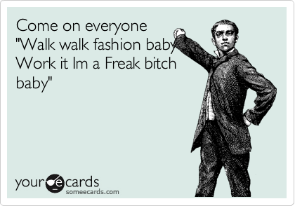 Come on everyone