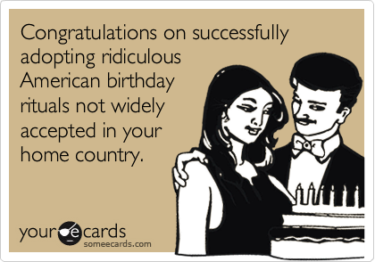 Congratulations on successfully adopting ridiculous
