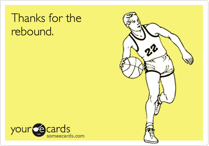 Thanks for the