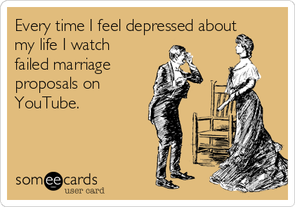 Every Time I Feel Depressed About My Life I Watch Failed Marriage