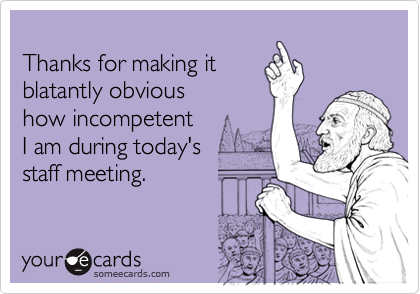 Thanks for making it
