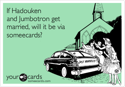 If Hadouken