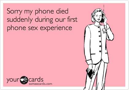 Sorry my phone died