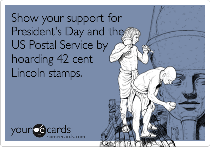 Show your support for 