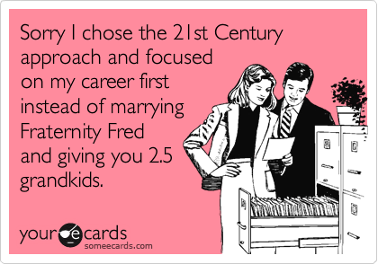 Sorry I chose the 21st Century approach and focused