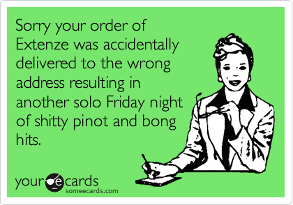 Sorry your order of 