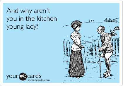And why aren't