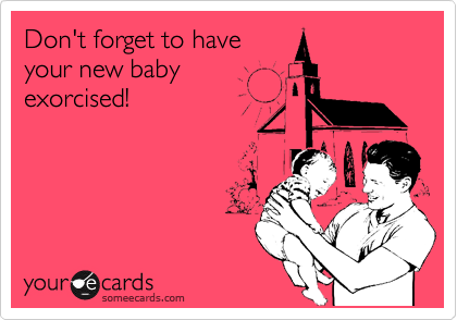 Don't forget to have
