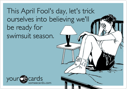 This April Fool's day, let's trick