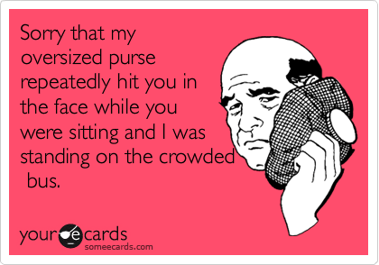 Sorry that my
