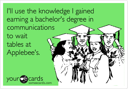 I'll use the knowledge I gained 