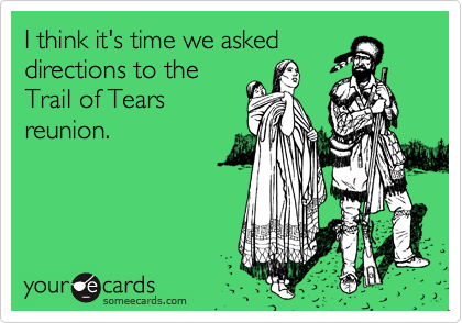 I think it's time we asked