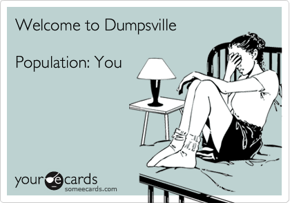 Welcome to DumpsvillePopulation: You