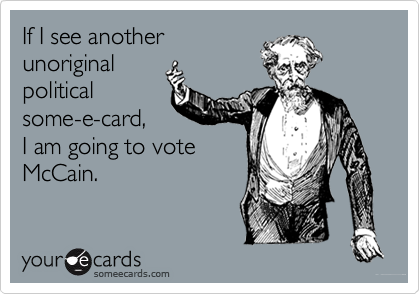 If I see another
