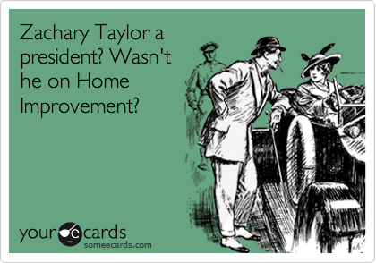 Zachary Taylor a