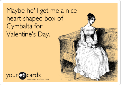 Maybe he'll get me a nice