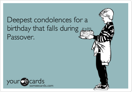 Deepest condolences for a 