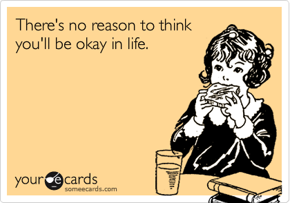 There's no reason to think
