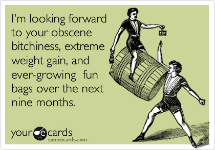 I'm looking forward