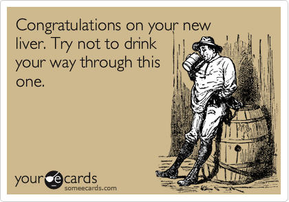 Congratulations on your new