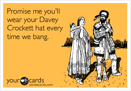 Promise me you'll 