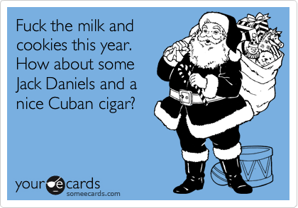Fuck the milk and